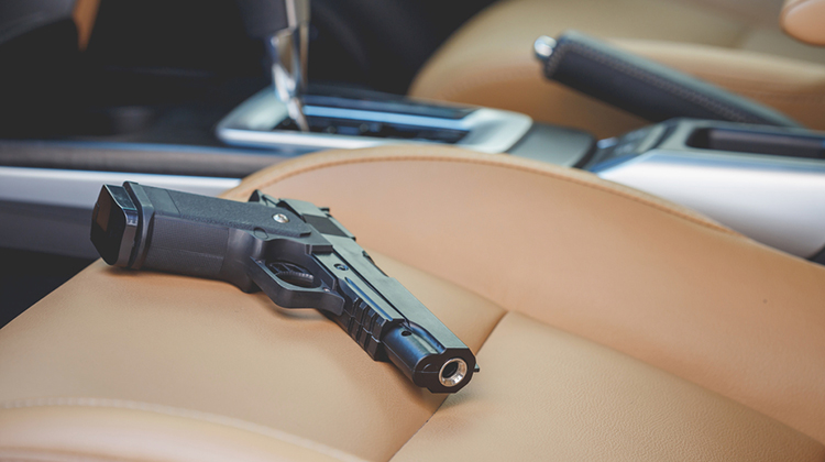 5 Ideas To Keep Your Gun Concealed In Your Car