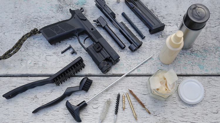 Top 10 Gun Cleaning Tips