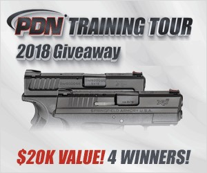 2018's Personal Defense Network Training Tour Giveaway Starts NOW!