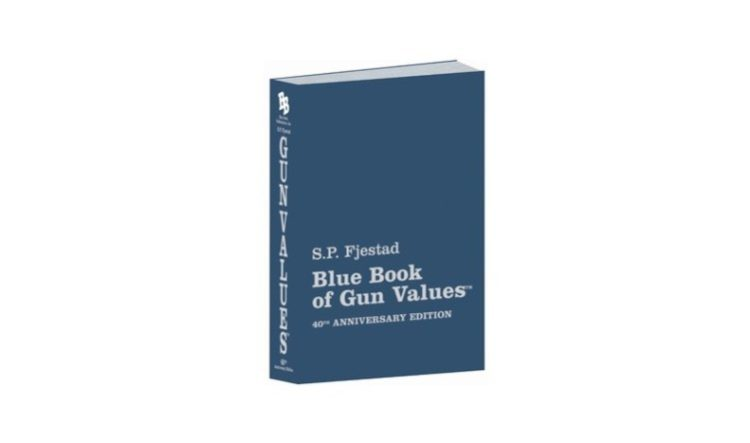 New Blue Book of Gun Values Now Available