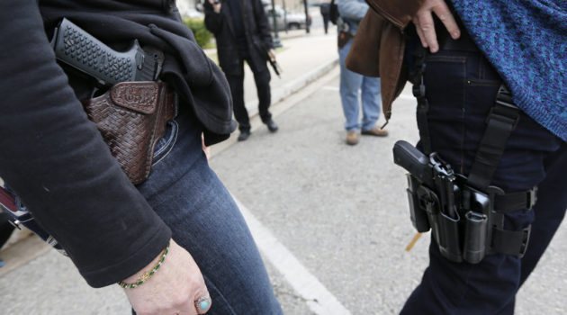 4 Reasons I Don't Open Carry