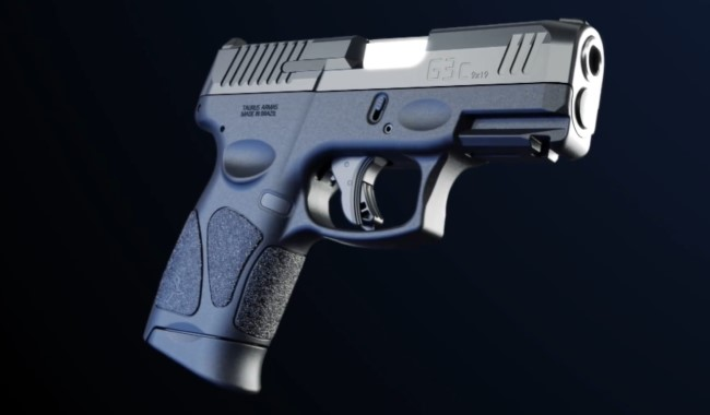 Taurus G3C: Why a Sweet Trigger Changes Everything