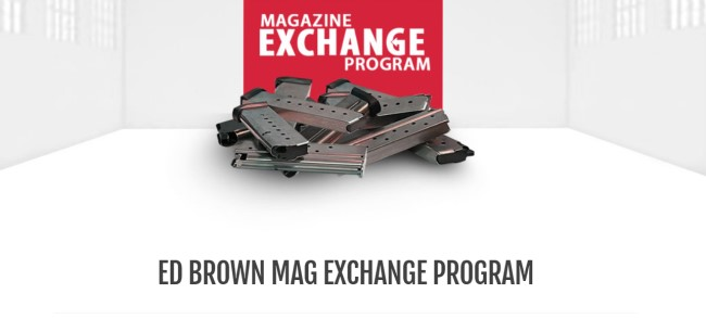 Oh, Oh, Oh It's Mag-ic: Ed Brown Transforms Your Old Magazines Into Awesome Ones