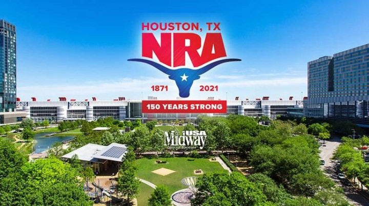NRA Show Cancelled Due to COVID-19